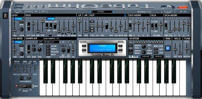 tubeohm vintage synthesizer