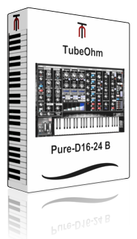 info about  Pure-D16-24B