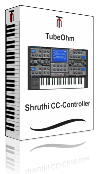 Infos about the Shruthi controller